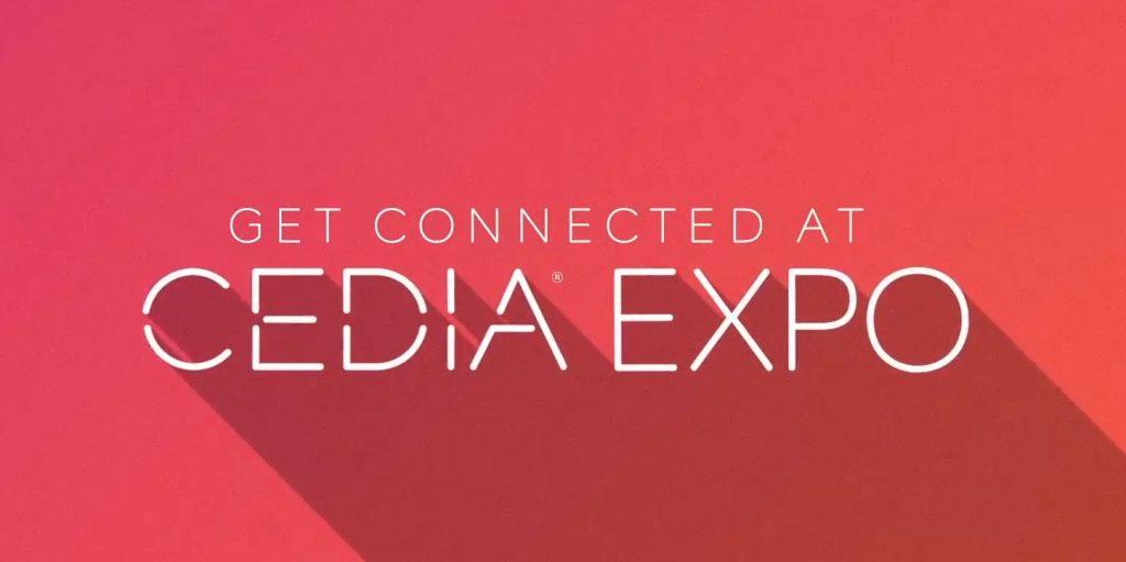 home audio CEDIA Expo 2014 - Logo