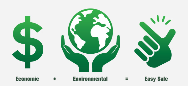 environmental-hands-globe-and-economic-dollar-sign