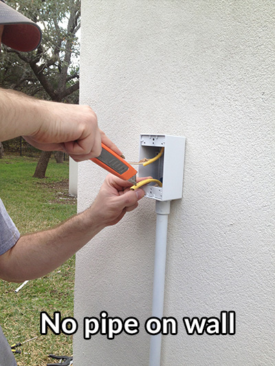 no-conduit-pipe-on-wall-with-wireless-remote-light-switch