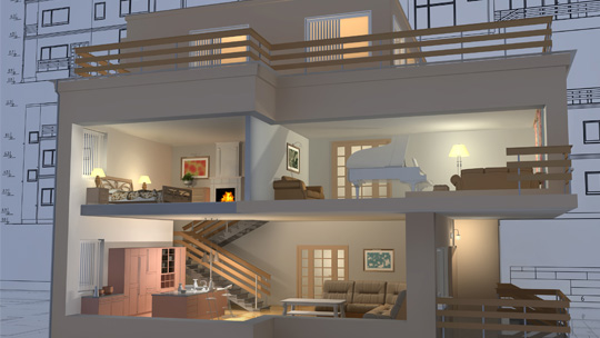 image-of-smart-home-and-innovative-home-construction-product