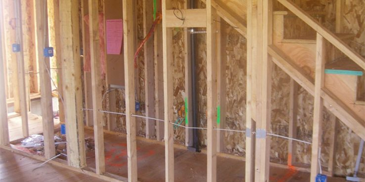cost of wiring a new build house wiring diagrams recent New Construction Framing