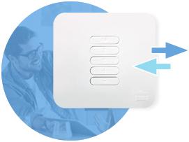 wireless sound system: installed audio solution