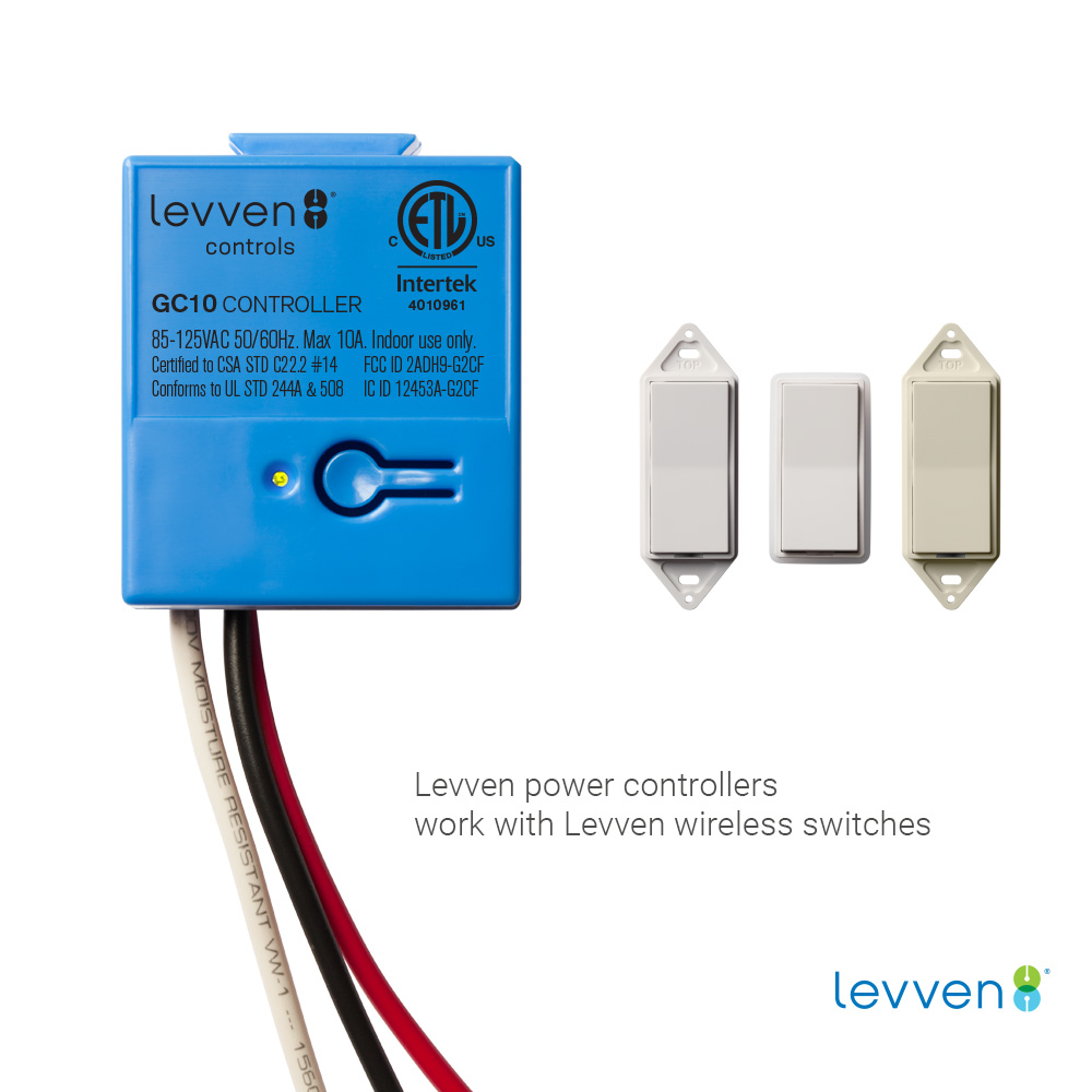 Levven GPC10 On/Off Power Controller