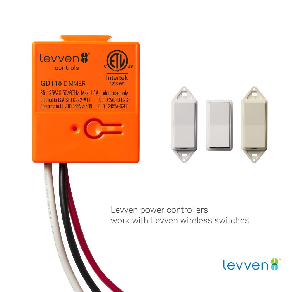 Levven GPDT15 Dimmer Power Controller