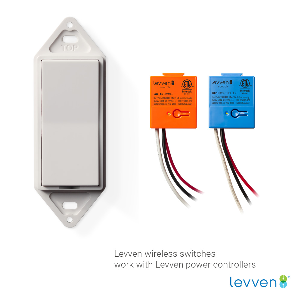Levven Controls Wireless Switch Switch