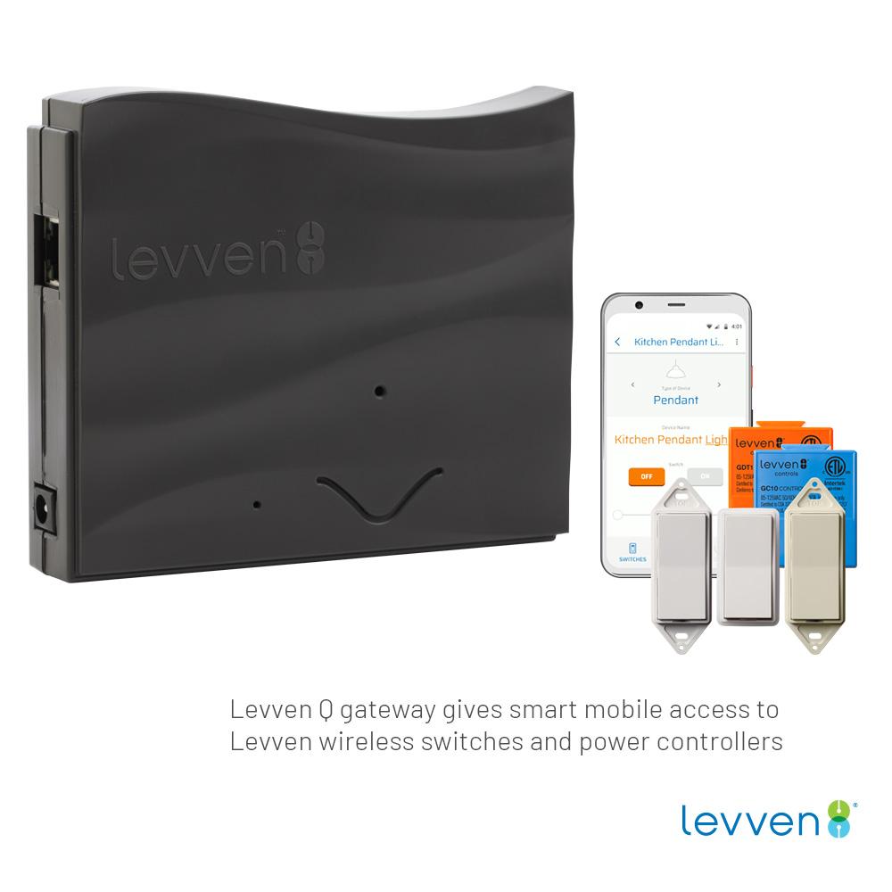 Levven Q Mobile Access Gateway
