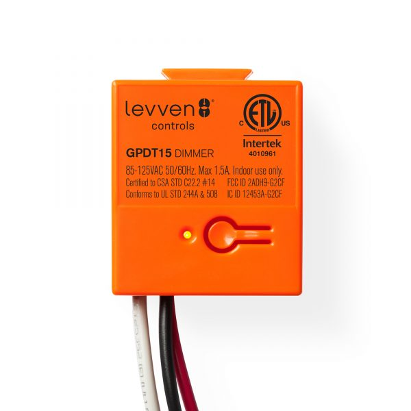 Levven Controls GPDT15 Dimming Controller Main Image